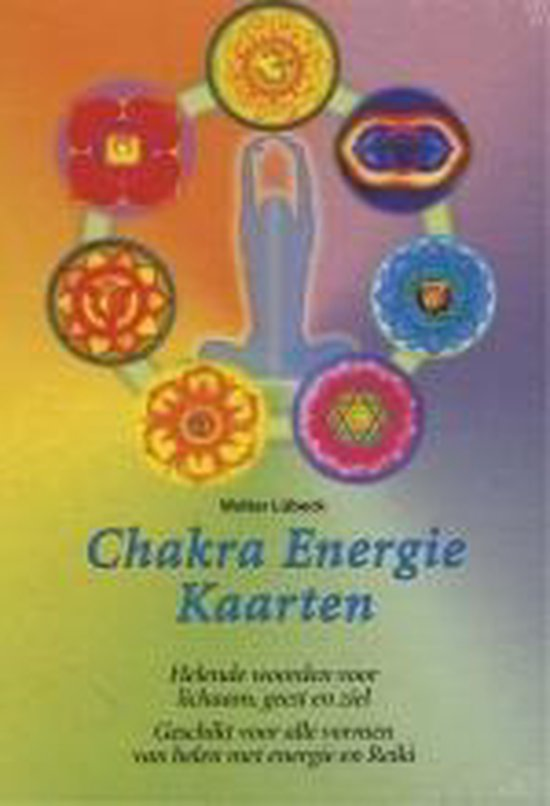 Chakra Energie Kaarten - W. Lubeck  