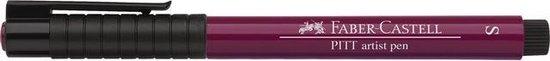 Tekenstift Faber-Castell Pitt Artist Pen S 133 magenta