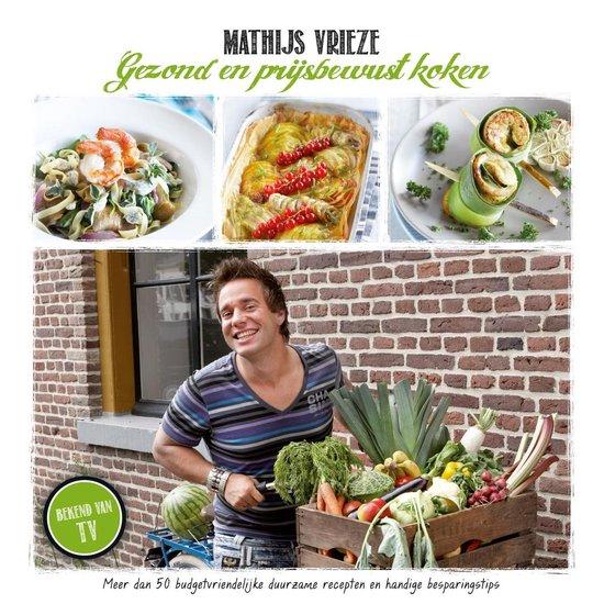 Cover van het boek 'Gezond en prijsbewust koken'
