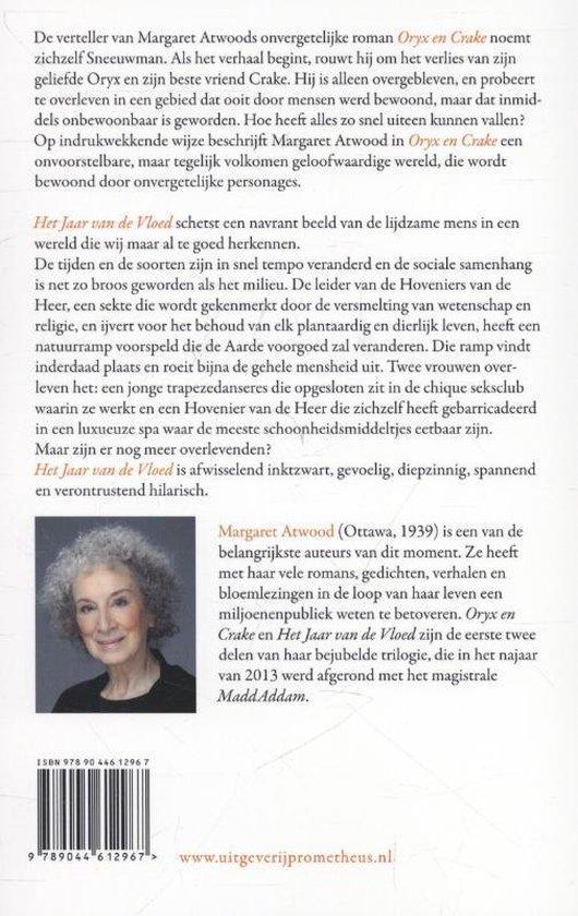 Omnibus:Oryx en Crake - het jaar van de vloed - Margaret Atwood |