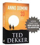 Boek cover Anno Domini 33 van Ted Dekker