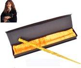 Harry Potter toverstaf - Hermelien toverstok - In luxe doos - Voor jongens en meisjes