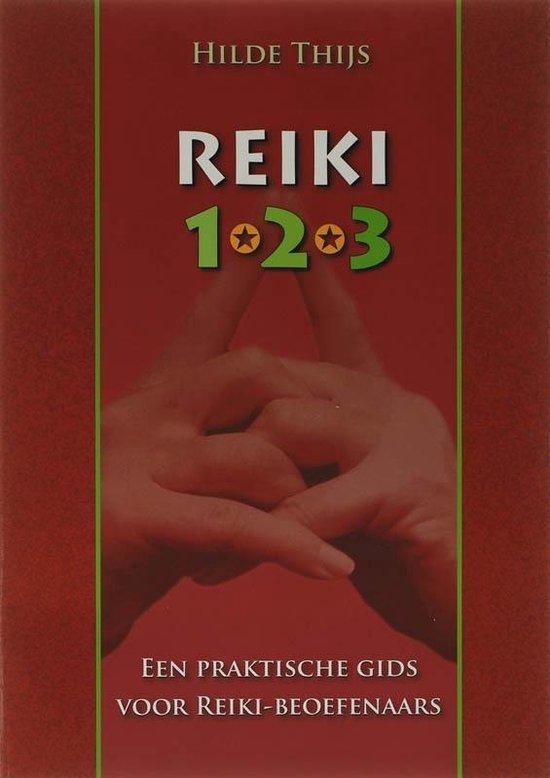 Reiki 1,2,3 - H. Thijs  