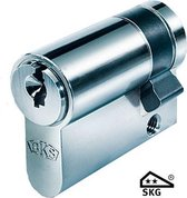 BKS halve cilinder 40/10 SKG **
