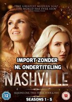 Nashville - Seizoen 1 t/m 5 (Complete TV-serie) (Import)