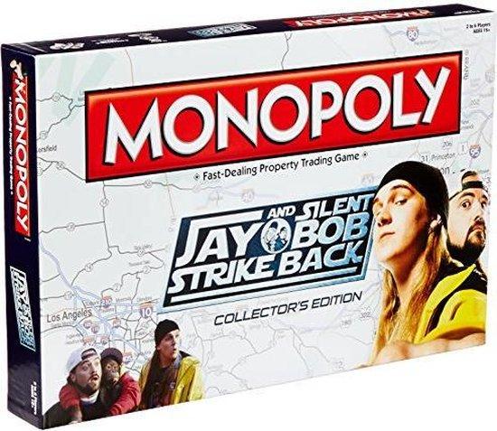 Afbeelding van het spel Jay & Silent Bob Strike Back Monopoly