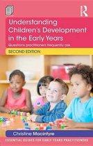 Omslag Understanding Children's Development in the Early Years