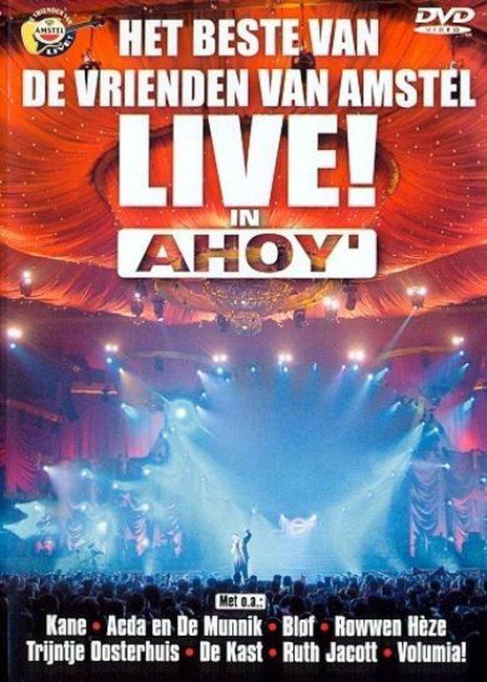 Bol Com Vrienden Van Amstel Live Dvd Dvd S