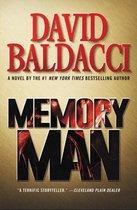 Omslag Memory Man