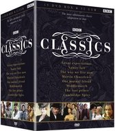 BBC Classics Collection 8 - 16 Disc Dvd Box - Vanity Fair, Great Expectations, The Way We Live Now, Martin Chuzzlewit, Our Mutual Friend, Middlemarch, The Lost Prince En Cambridge Spies