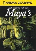 National Geographic - Verloren Rijk Der Maya's