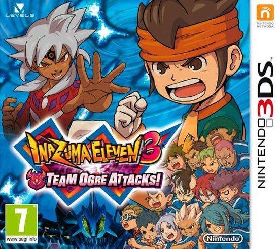 Inazuma Eleven 3: Team Ogre Attacks – 2DS + 3DS