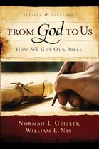 Boek cover From God To Us Revised And Expanded van Norman L. Geisler