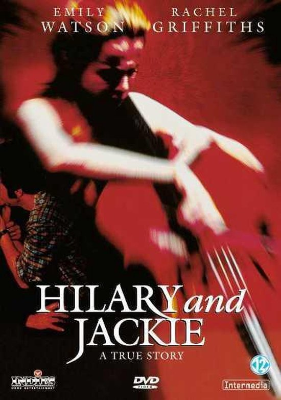 Cover van de film 'Hilary and Jackie'
