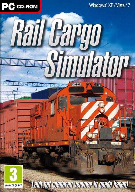 Rail Cargo Simulator – Windows