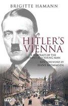 Boek cover Hitlers Vienna van Brigitte Hamann