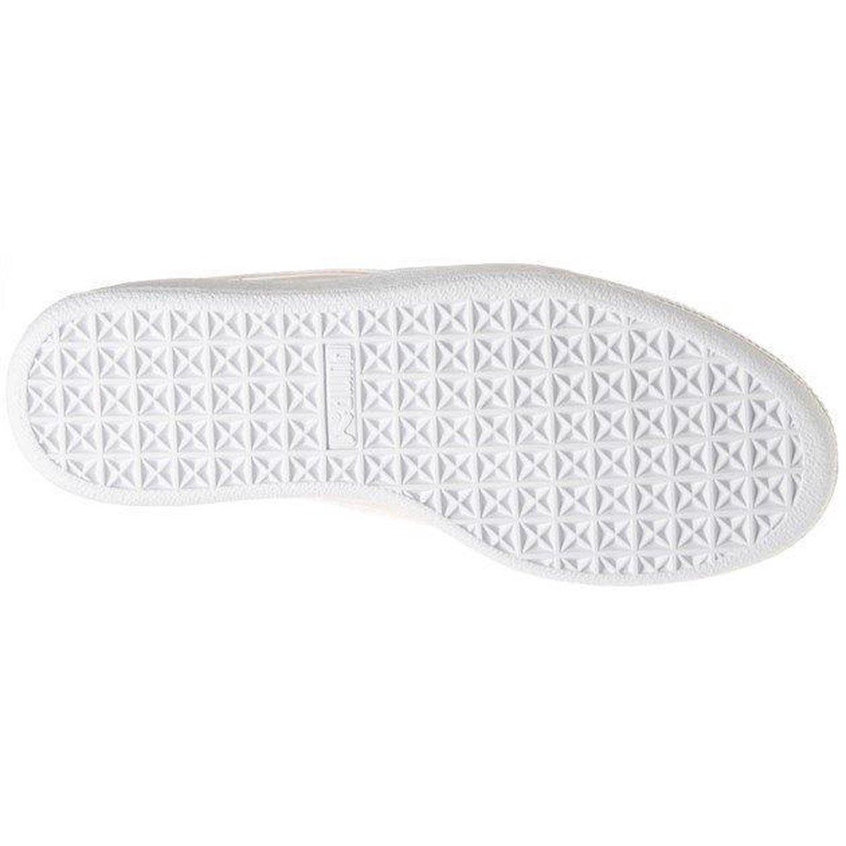 Puma Sneakers Basket Maze Elastiek Dames Roze Maat 37.5