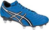 Asics Lethal Charge - Rugbyschoenen - Mannen - Maat 44 - Blauw/Zwart