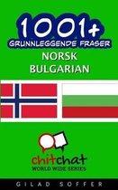 1001+ Grunnleggende Fraser Norsk - Bulgarian