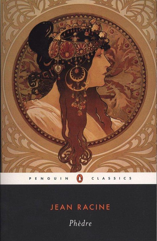 Boek cover Phedre van Jean Racine (Paperback)