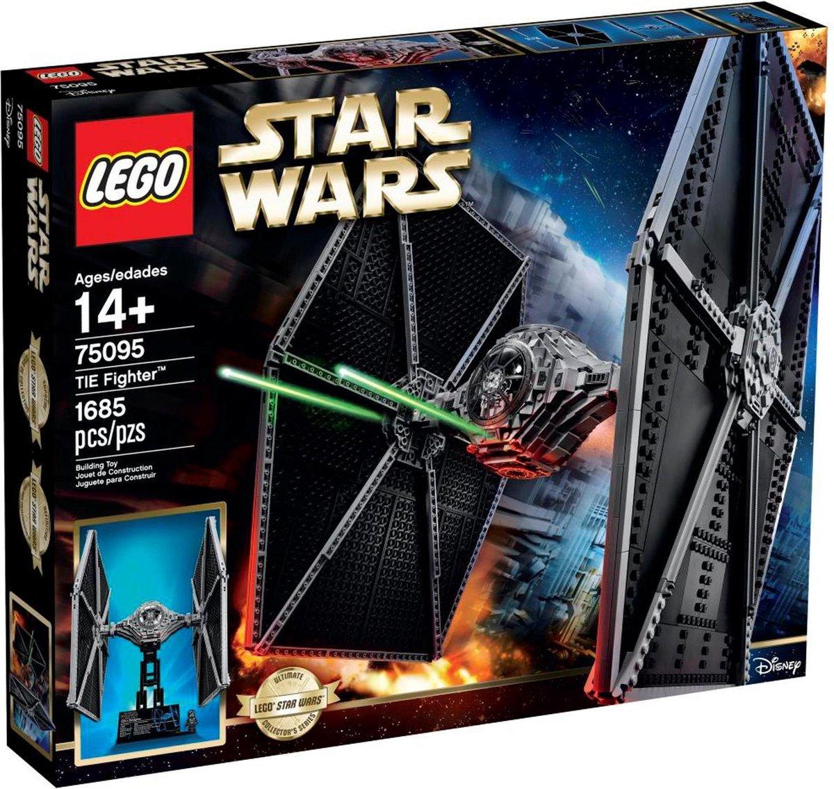 LEGO Star Wars UCS TIE Fighter - 75095