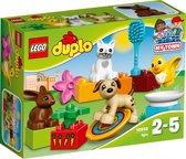 Afbeelding van LEGO DUPLO Huisdieren - 10838 speelgoed