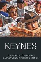 Boek cover The General Theory of Employment, Interest and Money van John Maynard Keynes (Paperback)