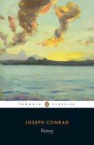 Boek cover Victory van Joseph Conrad