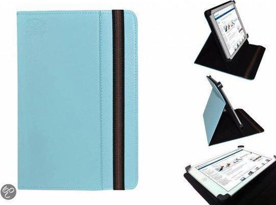 i12Cover - Cover voor Hema E-reader 7 Inch - Blauw