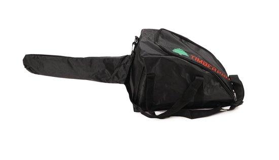 TIMBERPRO - Kettingzaag – Benzine - 61.5 cc - PRO - Zwaardlengte 50 cm - Transportzak - 2e ketting