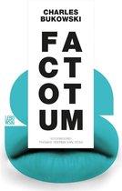 Boek cover Factotum van Charles Bukowski