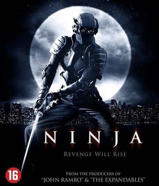 Cover van de film 'Ninja'