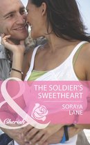 Omslag The Soldier's Sweetheart (Mills & Boon Cherish) (The Larkville Legacy, Book 7)
