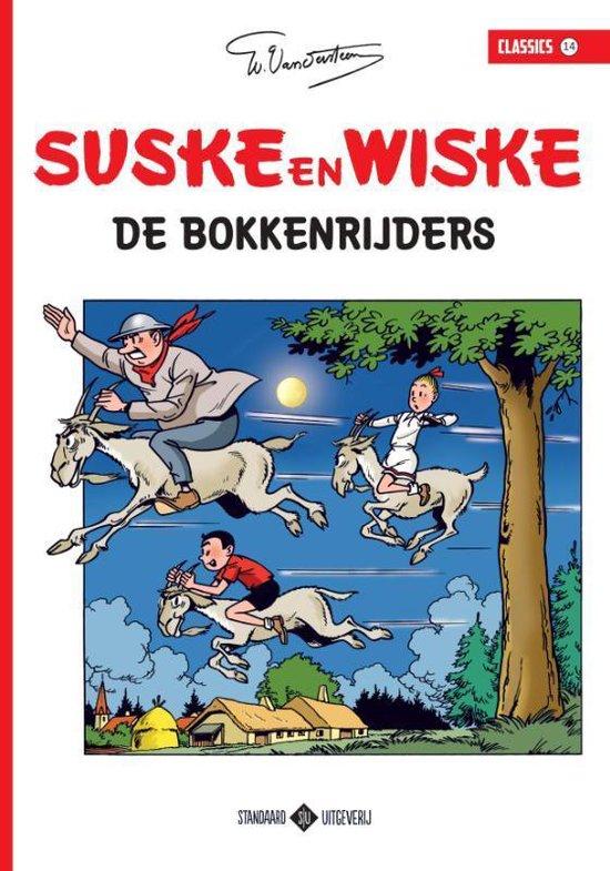 Suske en Wiske Classics 14 - De Bokkenrijders - Willy Vandersteen  