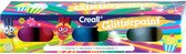 Creall glitterverf 6x20ml