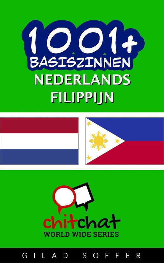 1001+ basiszinnen nederlands - Filippijn - Gilad Soffer |