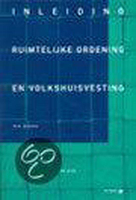 Inleiding ruimtelijke ordening en volkshuisvesting - O.A. Dijkstra pdf epub