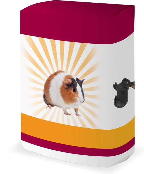 Caviakorrels met vitamine C (5000mg/kg) | Caviavoer 20kg