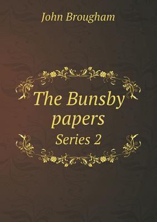 The Bunsby Papers Series 2