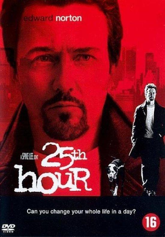 Cover van de film '25th Hour'
