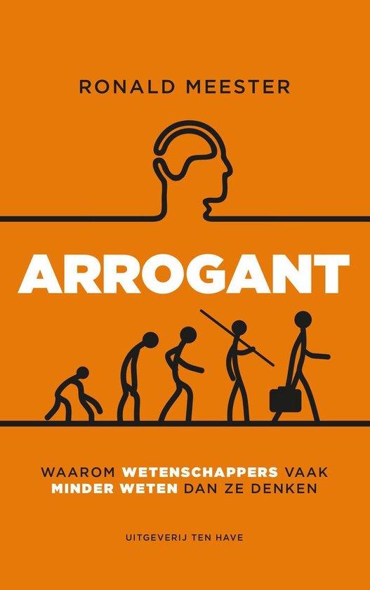 Arrogant - Ronald Meester   Fthsonline.com