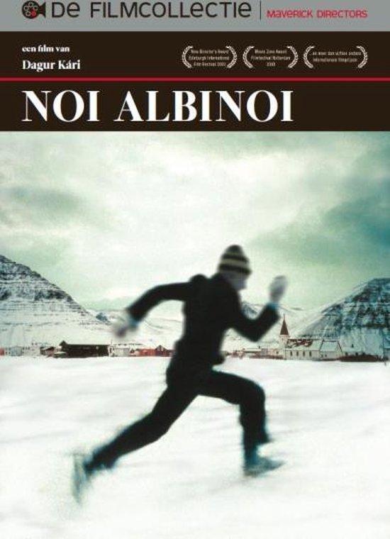 Cover van de film 'Nói Albínói'