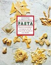 Boek cover Pasta van Antonio Carluccio