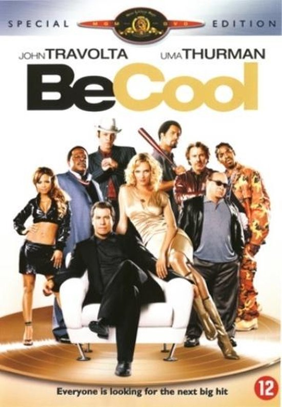 Cover van de film 'Be Cool'