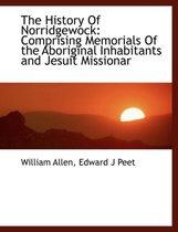 The History of Norridgewock