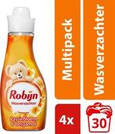 Robijn Passiebloem wasverzachter - 4 x 750 ml