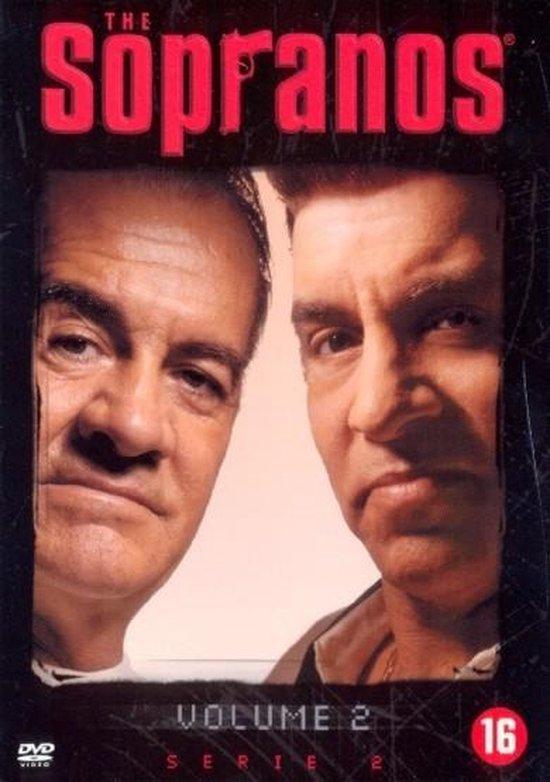 Cover van de film 'Sopranos 2.'