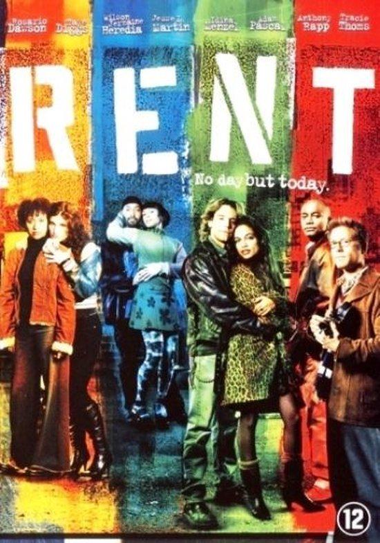 Cover van de film 'Rent'