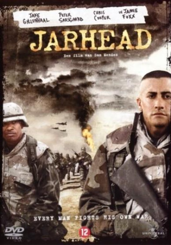 Cover van de film 'Jarhead'