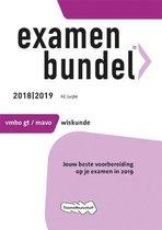 Examenbundel vmbo-gt/mavo Wiskunde 2018/2019